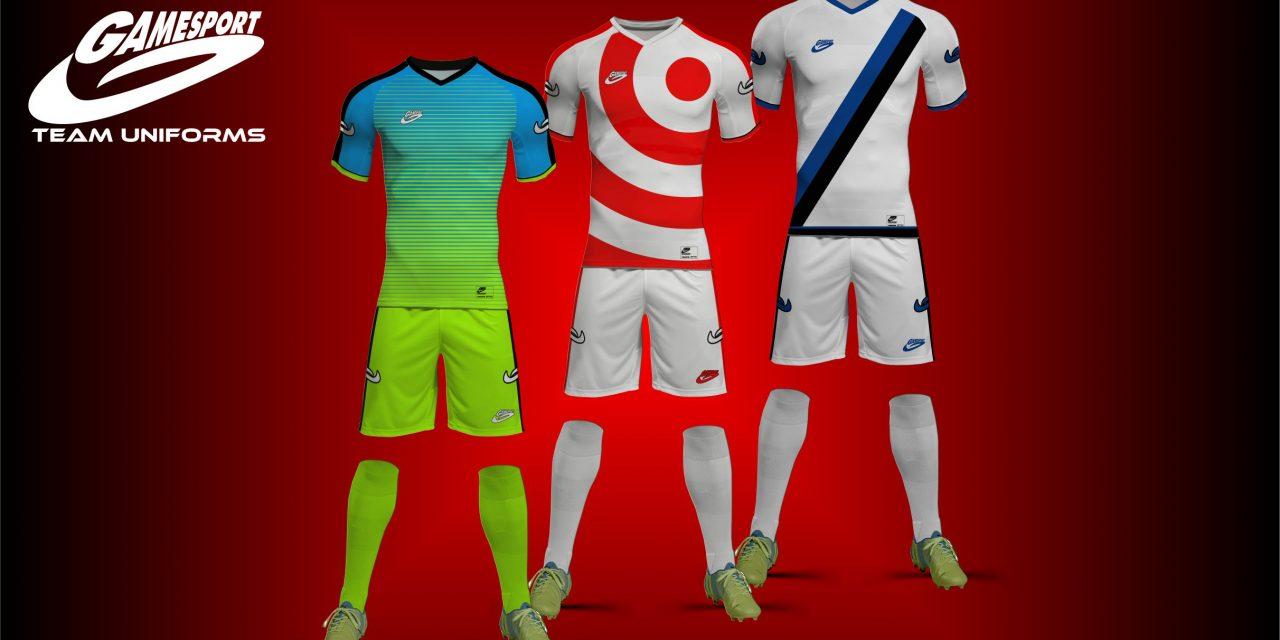 gamesport team uniforms