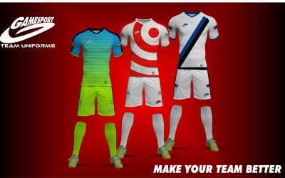 gamesport team uniforms